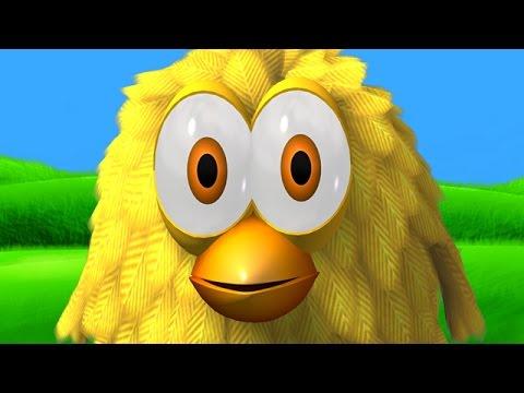 Little Yellow Chickadee - The Farm Songs for Kids, Children's Music
