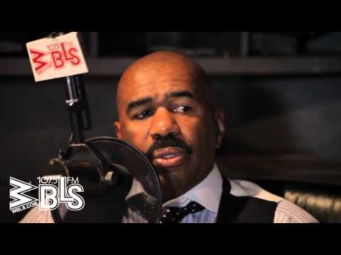 Steve Harvey's House Talk Takeover: Steve Harvey Talks About Becoming A Motivational Speaker
