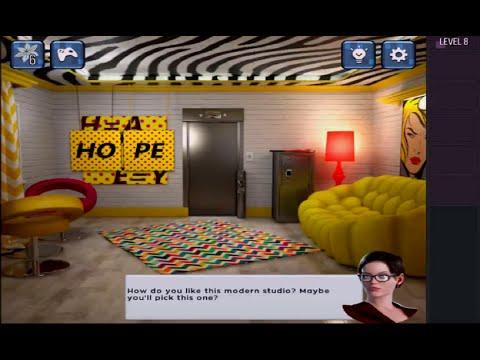 Can You Escape 4 Level 8 Walkthrough