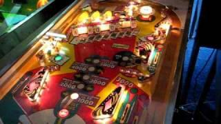 Gottlieb Royal Flush pinball machine