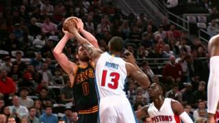 Best of Phantom: Cavaliers vs Pistons - Game 3