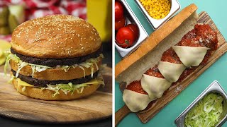 8 Homemade Fast Food Recipes Better Than The Originals!