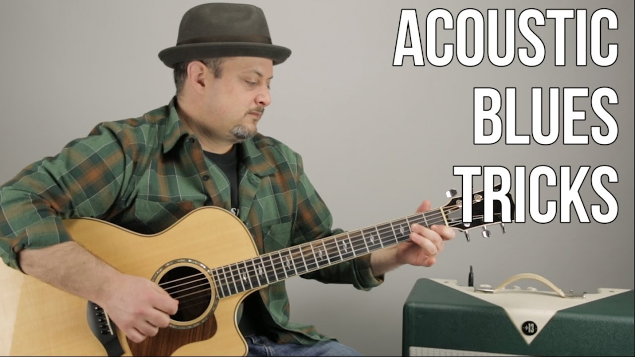 Acoustic Blues Chord Progression And Licks Acoustic Blues Guitar