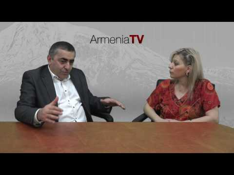 Armenia TV (Australia) - Interview with Armen Rustamyan