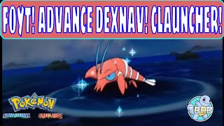 [FOYT + LIVE] SHINY CLAUNCHER Advance Dexnav Chain of 3! ORAS SHINY! Shiny in every route [EP. 5] screenshot 5