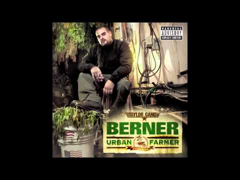 BERNER FEAT CHRIS BROWN & PROBLEM ( SHUT UP ) URBAN FARMER