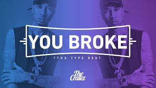 "(Free) Tyga x YG Type Beat ""You Broke"" - Hip Hop Instrumental 2015 (Prod. The Cratez)"