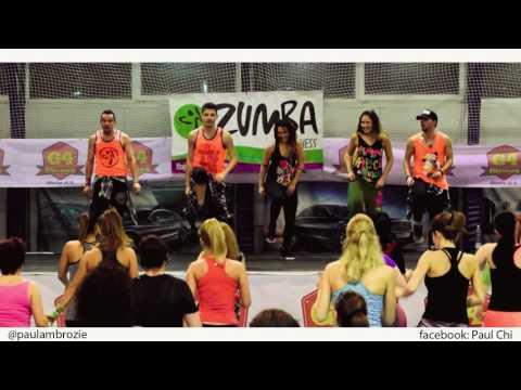 Alex Duvall - Por que no le dices - Zumba Fitness Choreo by Paul Chi