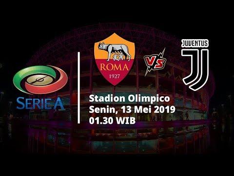 Jadwal Pertandingan Pekan Ke-36 Liga Italia, AS Roma Berhadapan Dengan Juventus, Senin (13/5)