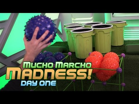 Mucho Marcho Madness  Day One Recap!