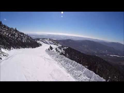 Jay Peak, VT - Vermonter Trail - February 2015