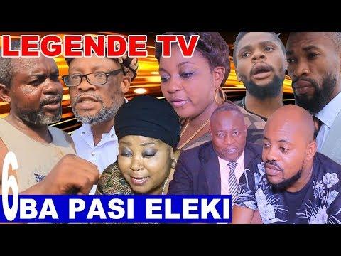 BA PASI ELEKI EP: 6 -Theatre congolais-Richard mukoko-belvie-Vue de loin-herman-alain-legende tv