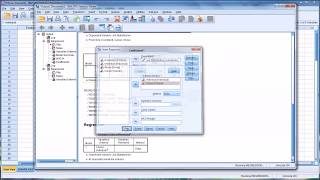 Conducting a Multiple Regression After Dummy Coding Variables in SPSS