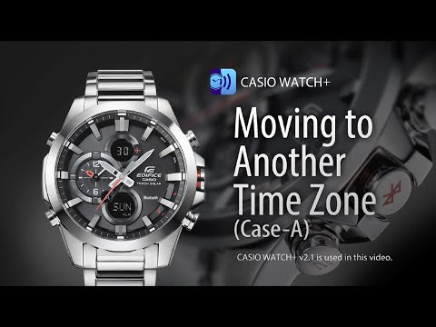 ECB-500 Moving to Another Time Zone Case-A