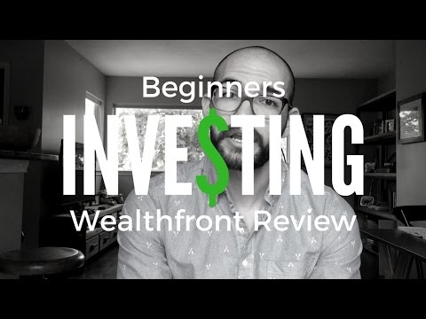 Beginner investing account: Wealthfront Review
