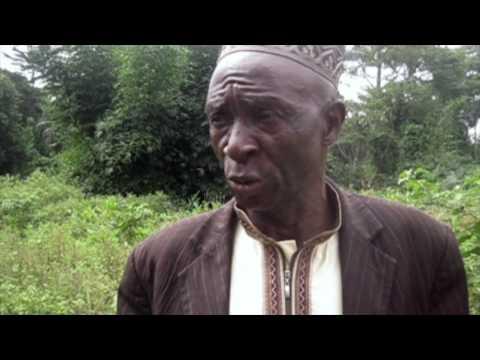 Building a clinic in Sierra Leone