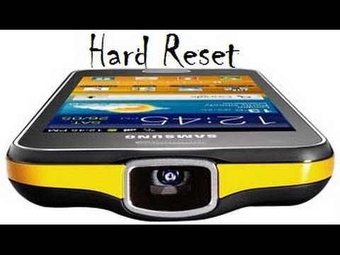 Reset Galaxy Beam I8530