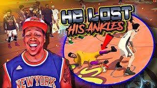 REPOST: DISRESPECTFUL Ankle Breaker FTW? - NBA 2K19 Slashing Shot Gameplay