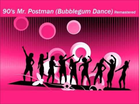 Dj Manoy John - 90's Mr. Postman (Bubblegum Dance) Remastered
