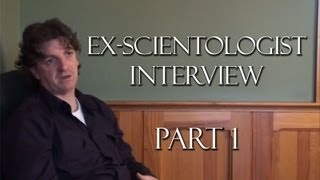 (1 of 16) Ex-Scientologist John Duignan Interview