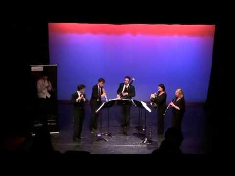 Sydney Wind Collective - Nielsen Quintet - 1st Mvt