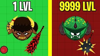 EVOWARS.IO MAX LEVEL EVOLUTION! EVOWARS.IO MAX LEVEL!