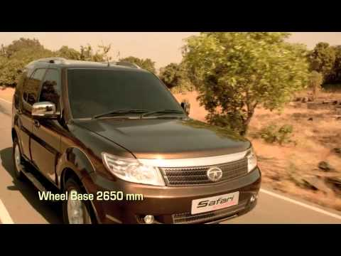 Off-road Adventure - Tata Safari Storme