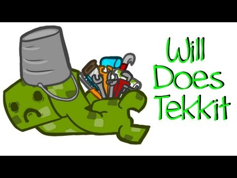 Tekkit - How To Make A Safe Nuclear Reactor