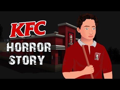 KFC Night Shift Horror Stories Animated