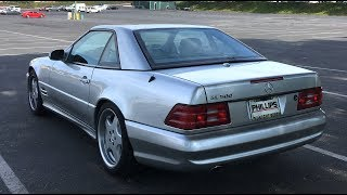 Matt'S Ultimate La Daily Driver: 2001 Mercedes Sl500! - (City) One Take