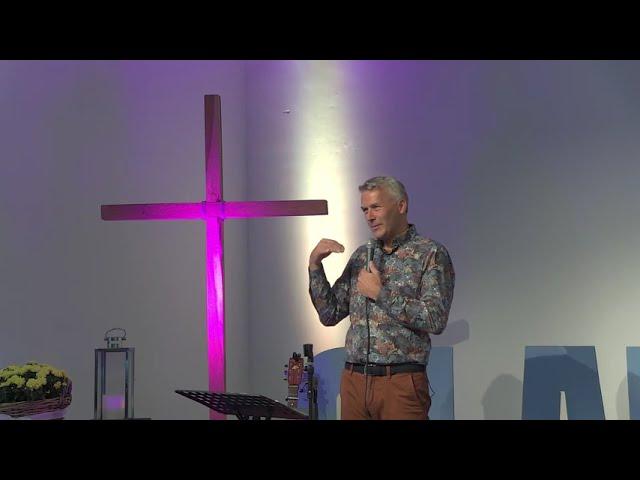 Gottesdienst am 4.10.2020 mit Andreas Baer: