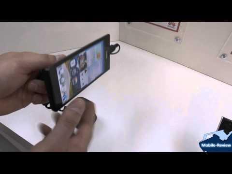 Знакомство с Huawei Ascend P2