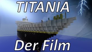 Minecraft - TITANIA - Der Film [German]