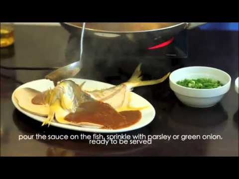 How To Cook Cheong Cheng Steam Fish