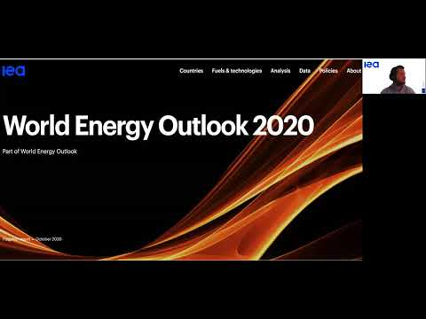 IEA Africa University - World Energy Outlook 2020 and implications for Africa