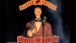 RICHARD CHEESE   Enter Sandman