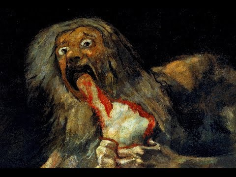 The Black Paintings of Francisco Goya: Dark Horror History of Art