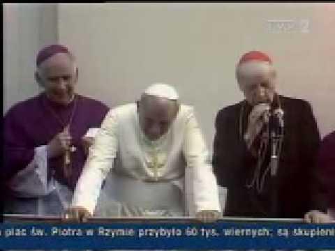 Cardinale Stefan Wyszyński i Giovanni Paolo II.