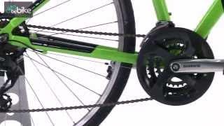 Городской велосипед Trek Verve 2 с комфортной посадкой(Городской велосипед Trek Verve Городские велосипеды привлекают внимание в первую очередь оригинальным дизайно..., 2015-04-07T11:35:14.000Z)