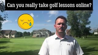 ONLINE GOLF LESSONS THAT WORK! | Get Better The Right Way | Dieter Zuehlke Golf