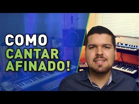 Aula de Canto - #3 Afinação e Timidez | Técnica Vocal - Voz