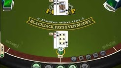 Face Up 21 BlackJack - Online Casino Canada
