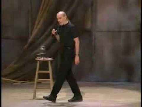 Pro Life is Anti Woman - George Carlin