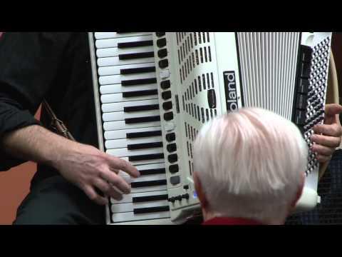 John Lettieri plays Medley on Roland V-Accordion FR-7X, March 2011