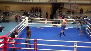MMA-M-70,3 kg Edward Walls, MMA Lappeenranta vs. Mikael Kuisma RNC Sport Club