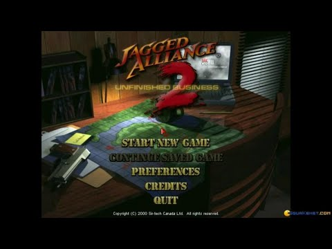 Jagged Alliance 2: Unfinished Business gameplay (PC Game, 2000) thumbnail