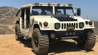 Hummer H1 , High End , Modified Jeep