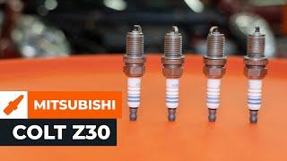 Montare Indicator de uzura placute frana MITSUBISHI COLT: tutorial video
