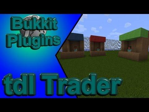 Citizens 2 dtl Trader - Minecraft Plugins Tutorial #3 - Npcs können auch handeln