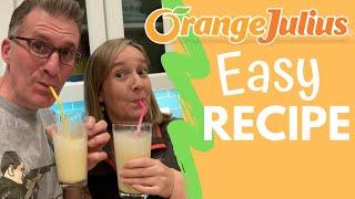 Best Orange Julius Drink Flavors